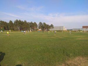 6 тур Первенства г.о. Озеры по футболу среди мужских команд