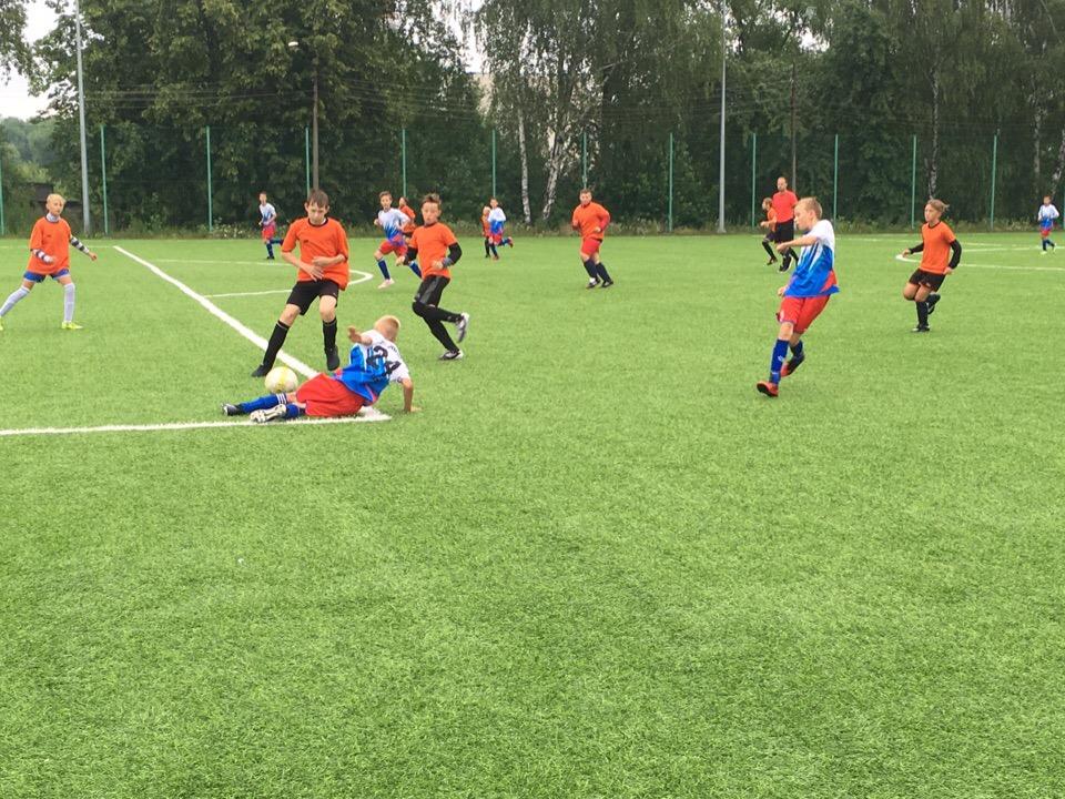 Первенство МО по футболу среди подростковых команд