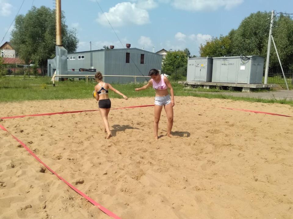 Кубок городского округа Озёры по пляжному волейболу среди женских команд.