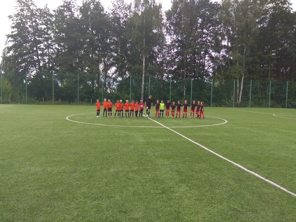 Первенство МО по футболу среди детских команд