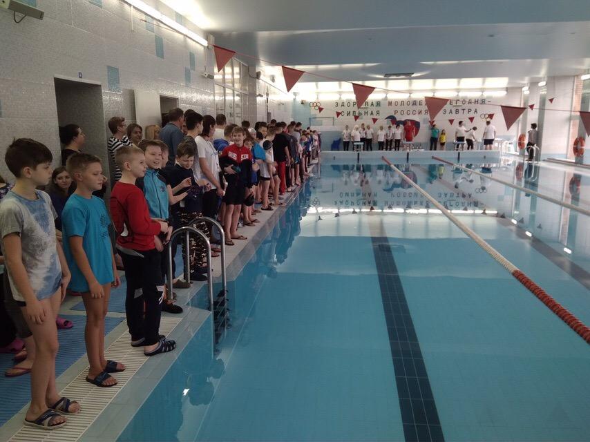 13 апреля состоялся открытый турнир по плаванию, посвященный памяти тренера-преподавателя И.Е. Гудиновой.