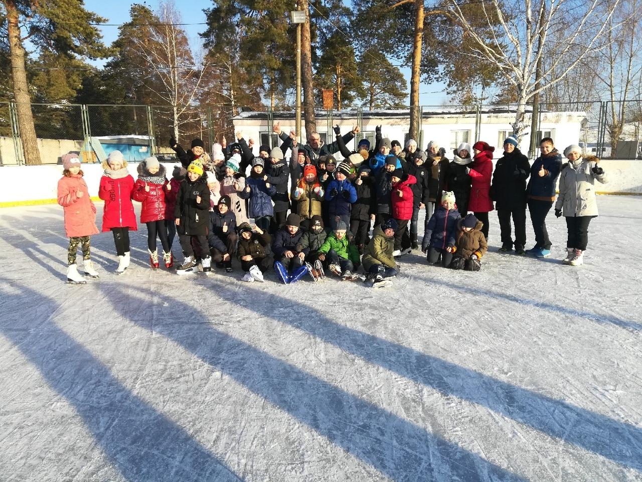 08 февраля состоялось спортивно-массовое мероприятие, посвящённое Дню зимних видов спорта.