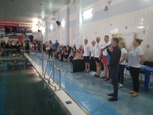 5 января прошло открытое первенство по плаванию «Под Сиянием Рождественской Звезды».