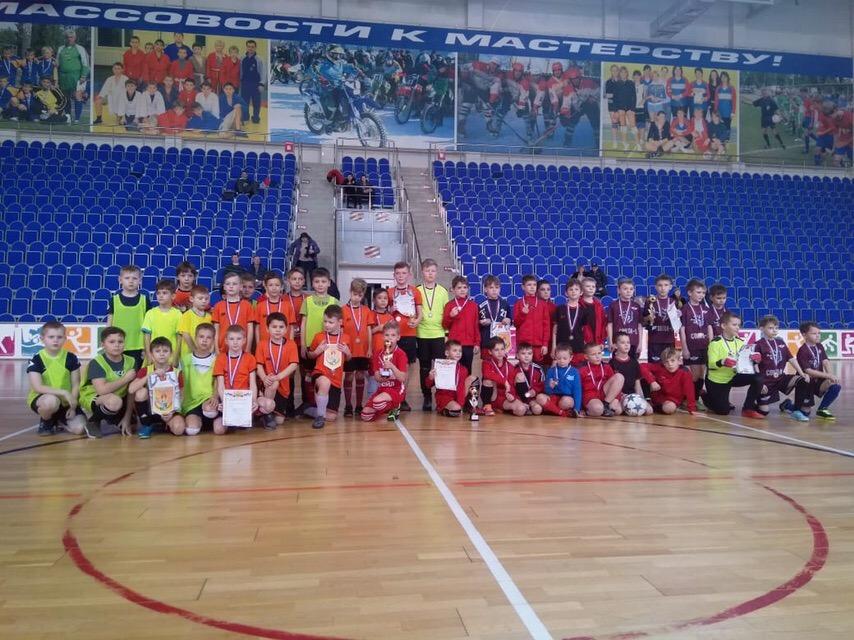 23 февраля на базе МУ «СЦ им. А. Гринина» состоялся турнир по мини — футболу, посвященный «Дню защитника Отечества».