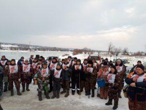 09 марта 2019 г. состоялось соревнование по спортивной рыбалке «Мормышка-2019».