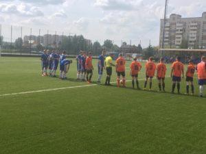 01 сентября в г.Домодедово состоялись игры Первенства Московской области по футболу среди юношеских команд.