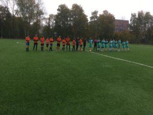 29 сентября состоялись игры Первенства Московской области по футболу среди юношеских команд.