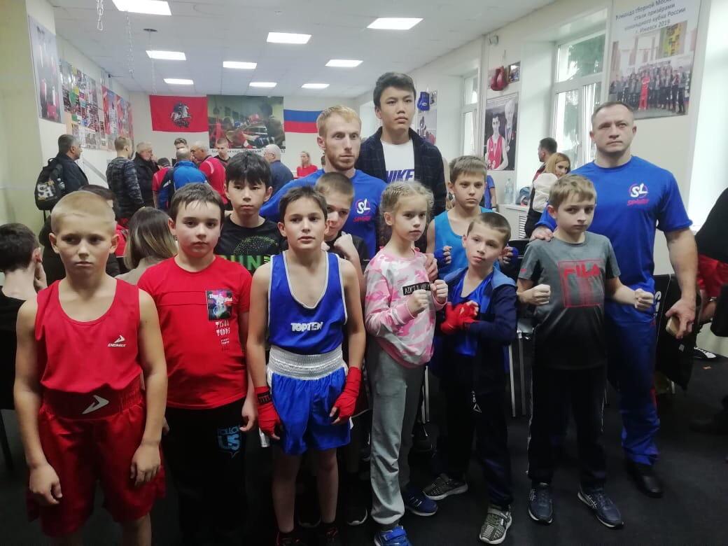 26 октября в БК «Южный» Борисово (г. Москва) прошёл Отрытый ринг по боксу.