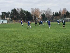 19 октября состоялась игра Чемпионата Московской области по футболу среди мужских команд.