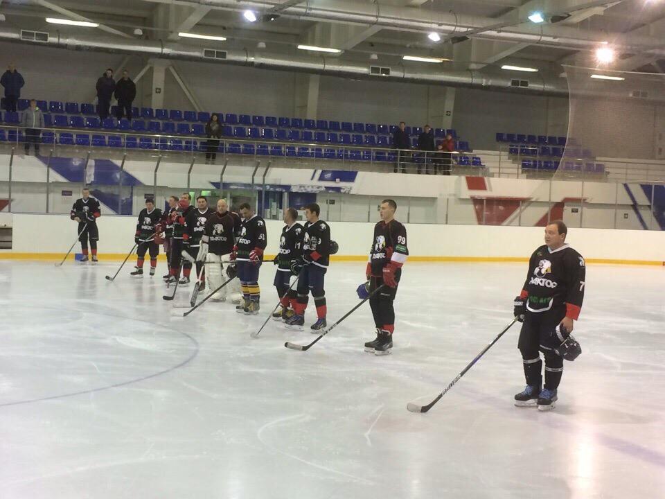 26 и 27 октября прошли игры 8 тура Чемпионата Любительской Коломенской хоккейной лиги сезона 2019/2020.