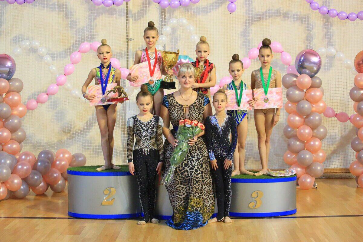 28-29 сентября прошёл турнир городов России по художественной гимнастике «Жемчужины России».