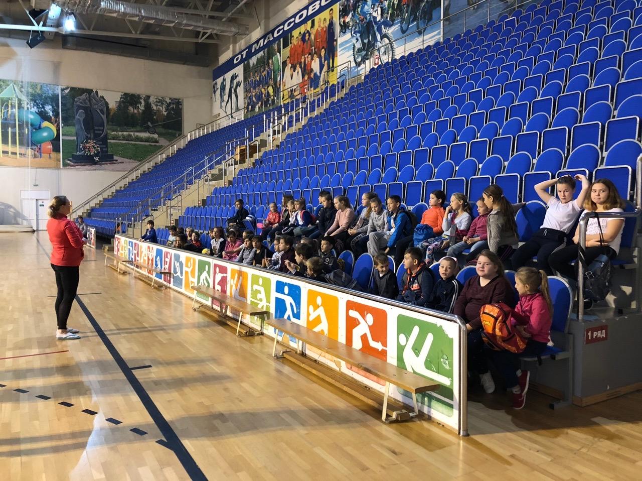 С 28 октября по 01 ноября, на базе МУ «СЦ им. А. Гринина» организованна работа оздоровительного лагеря.