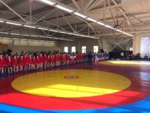 26 октября в Москве состоялся V открытый турнир по самбо среди юношей 2007-2009 г.р. посвящённый памяти Заслуженного тренера СССР В.С. Амплеева.