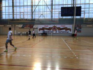 17 ноября в универсальном зале МУ «СЦ им. А.Гринина» прошли игры Кубка открытия по мини-футболу.