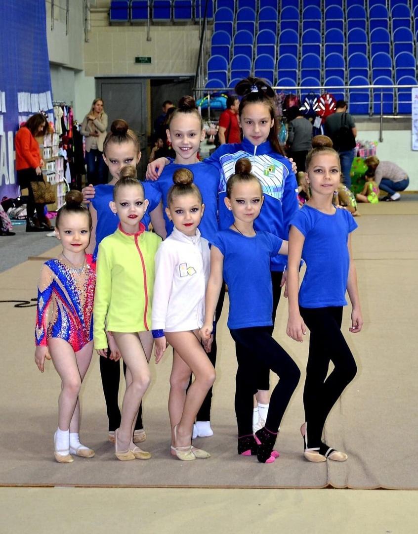 24 ноября в г. Раменское прошёл открытый турнир по художественной гимнастике «Времена года».