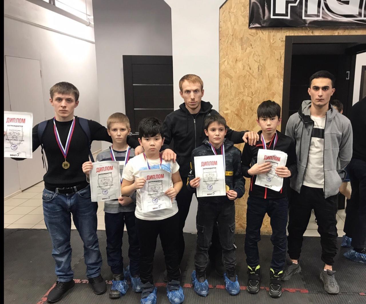 26 января в клубе единоборств «FIGHTPRO» (г. Москва) состоялся «Открытый ринг по боксу».