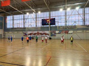 01 февраля прошли игры 7 тура «Первой лиги» и «Премьер лиги» Первенства городского округа Озеры по мини-футболу.