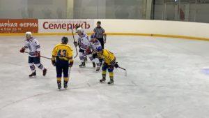 09 февраля в ЛДС «Арена Легенд» состоялся плей-офф Открытого Первенства Юго-Востока МО по хоккею среди команд ветеранов категории 50+ (любитель) сезон 2019-20 года.