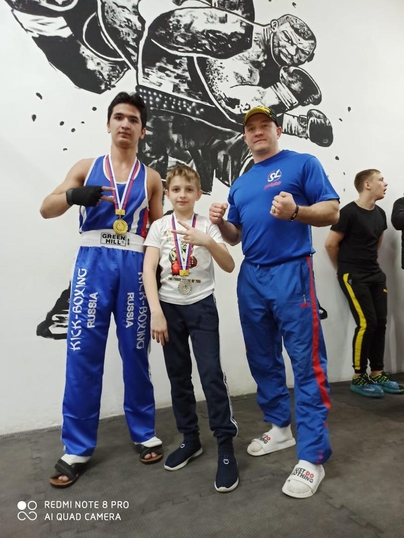 01 марта в г.Москва состоялся «Открытый турнир по кикбоксингу».
