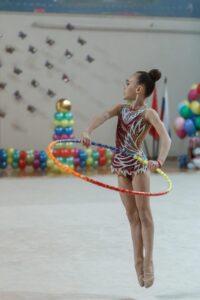 Поздравляем Арину Зорину с присвоением первого взрослого разряда по художественной гимнастике ( Пр. 25Р от 27.07.2020г)