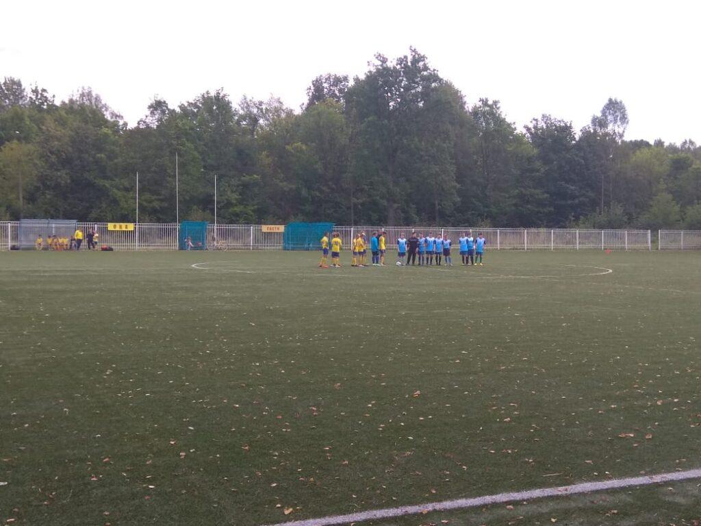 27 августа 2020 года в г. Ступино состоялись игры Первенства МО по футболу среди подростковых команд СШ Ока (Ступино) - ФК Озёры (Озёры).