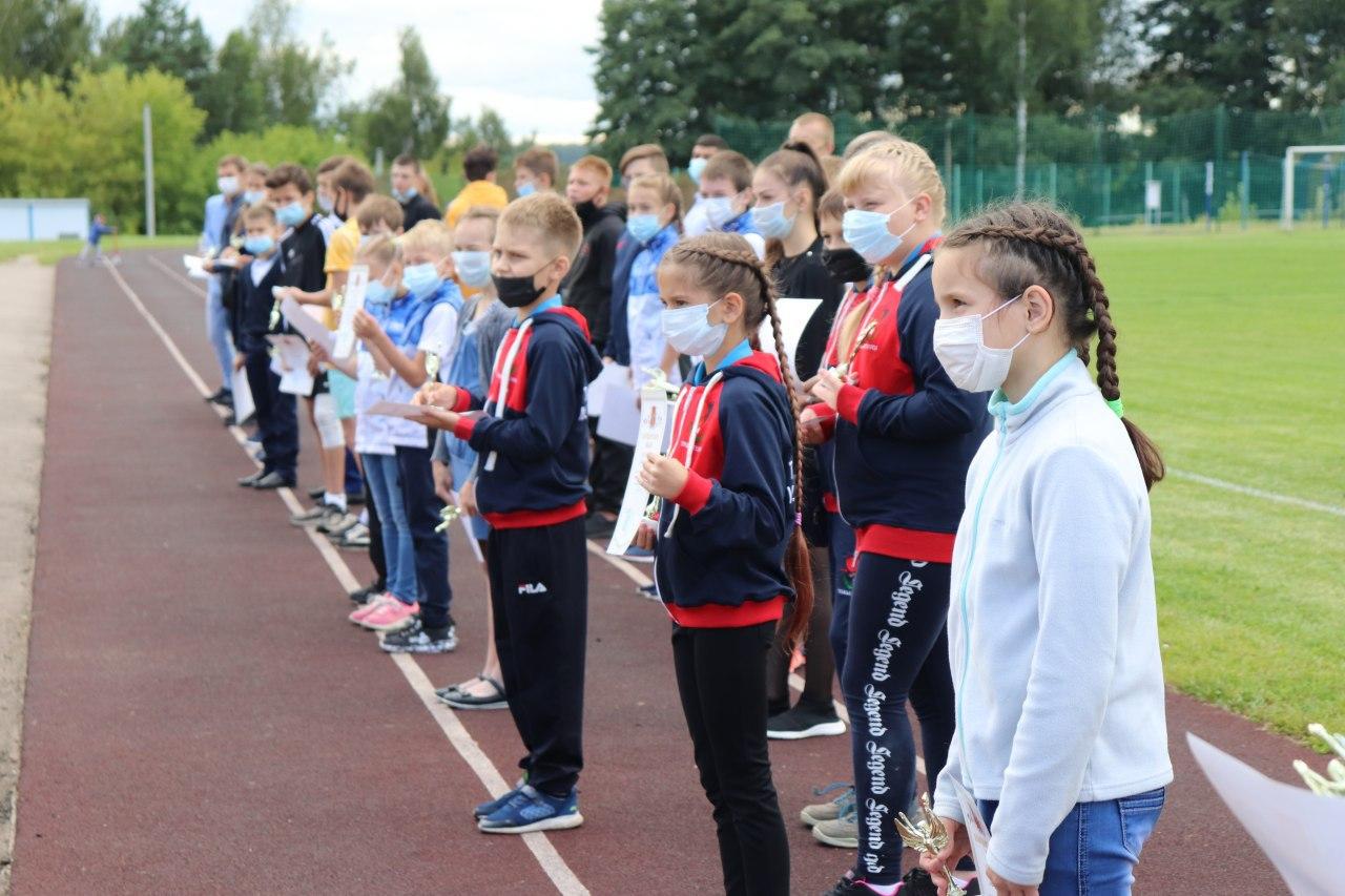 Сегодня на ст. им. А. Гринина чествовали наших спортсменов и их наставников.