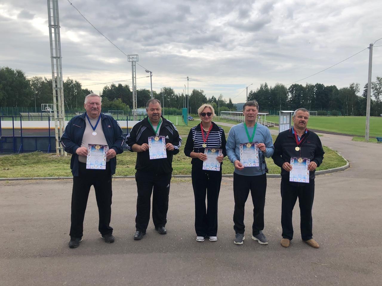 15 августа на Стадионе им. А.Гринина прошли Соревнования по дартсу, посвящённые Дню города #Озеры95.