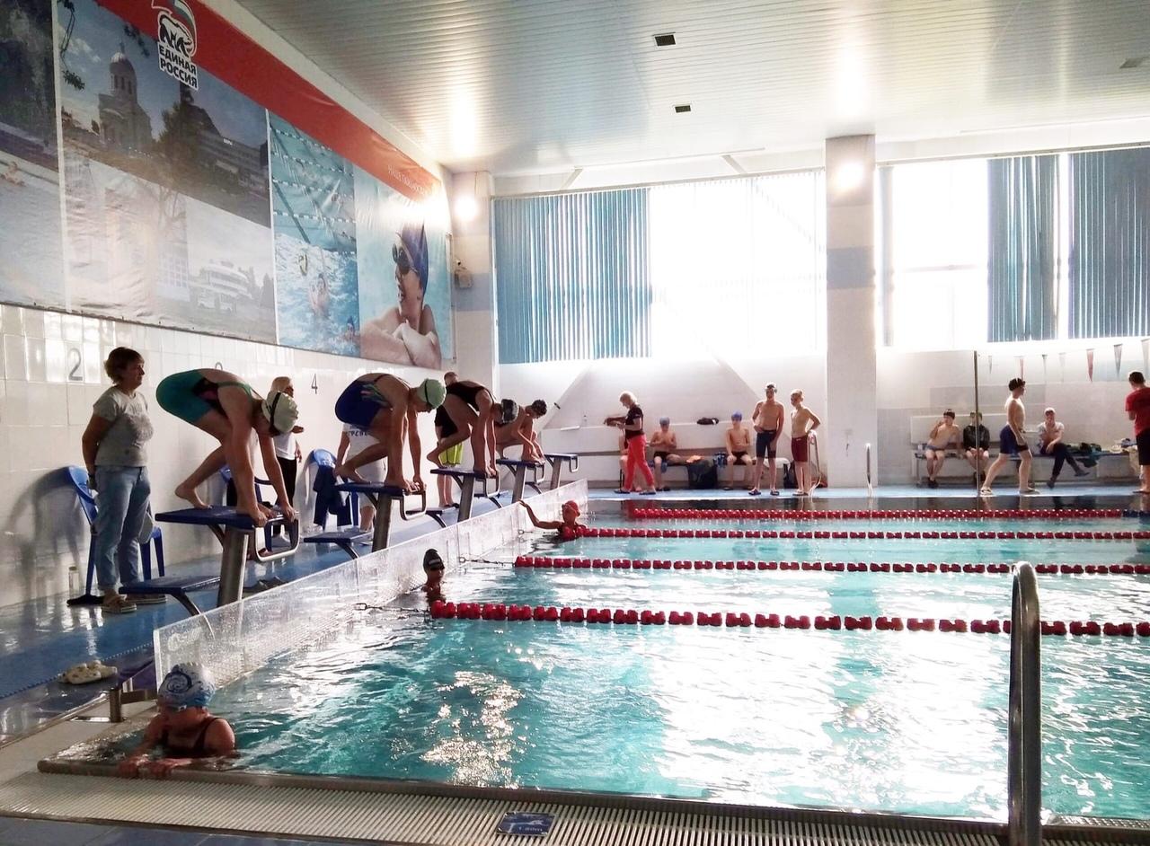 13 сентября в бассейне МУ «СЦ им. А. Гринина» прошло традиционное Открытое первенство МУ «СЦ им. А. Гринина» по плаванию.