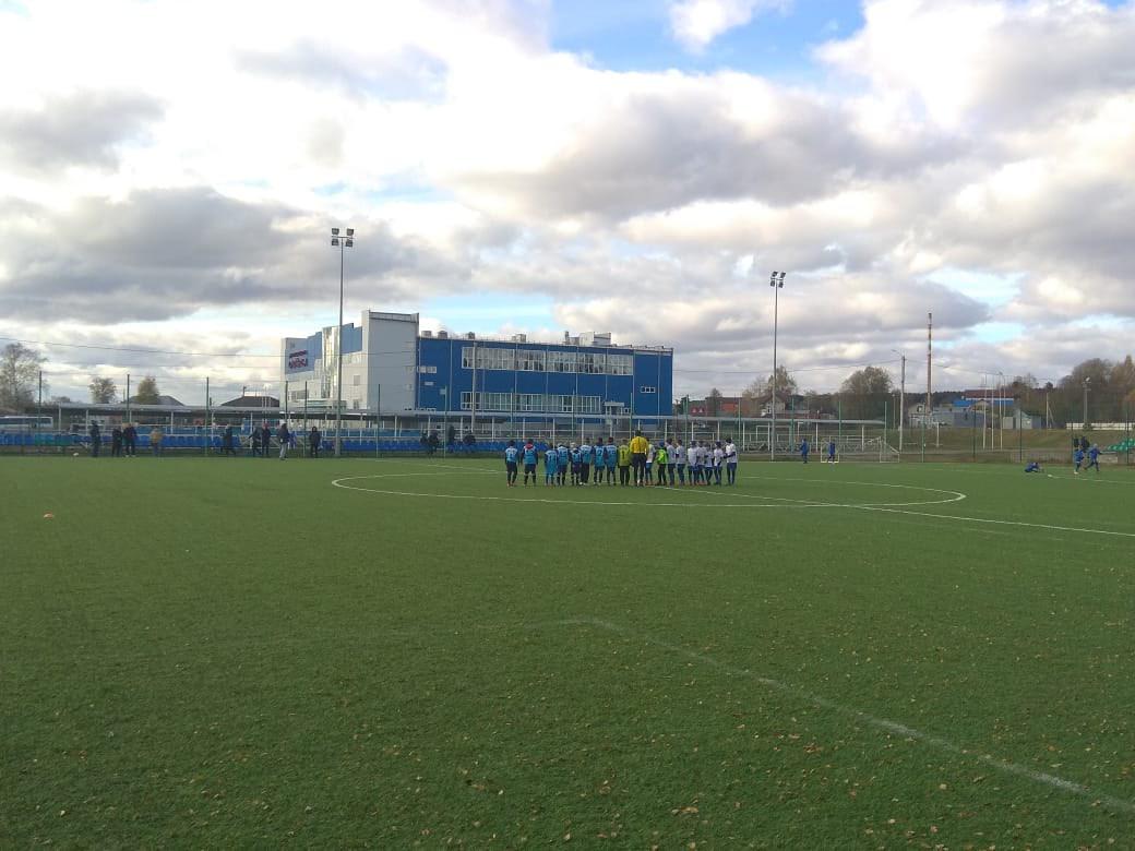 19 октября 2020 года на футбольном поле МУ «СЦ им. А. Гринина» состоялись игры Первенства Московской области по футболу среди детских команд.