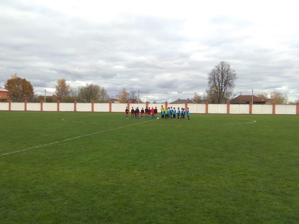 26 октября 2020 года в г. Серебряные Пруды состоялись игры Первенства МО по футболу среди детских команд.