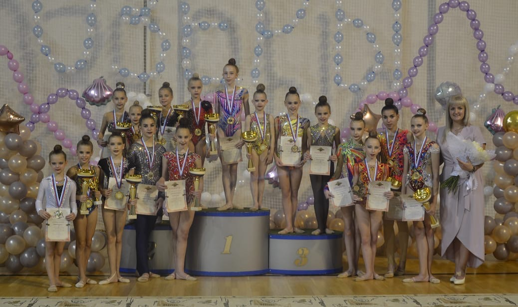 3 октября на базе МУ «СЦ им. А. Гринина» прошёл турнир городов России по художественной гимнастике «Жемчужины России -2020».