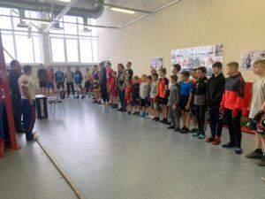 19 декабря на базе МУ «СЦ им. А.Гринина» прошёл Турнир по кикбоксингу среди юношей в городском округе Озеры.