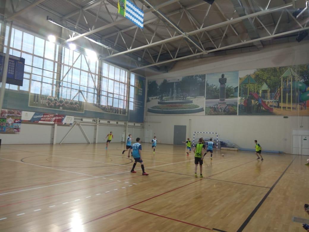 28 ноября в универсальном зале МУ «СЦ им. А.Гринина» прошёл Турнир по мини-футболу, посвящённый «Дню народного единства».