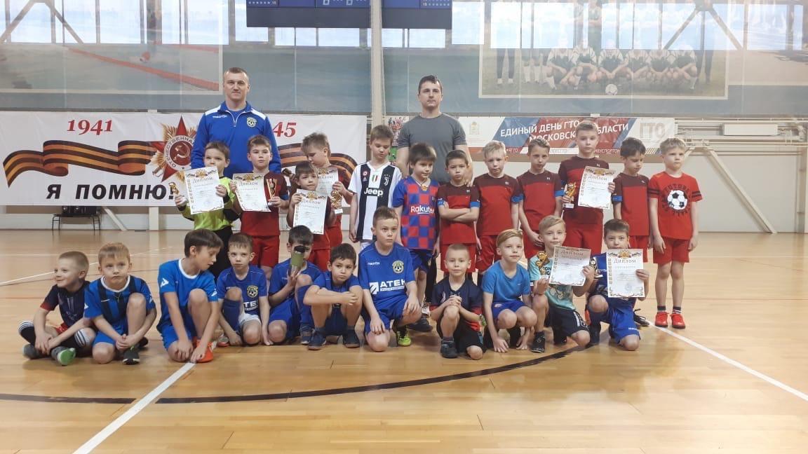 05 января в универсальном зале МУ «СЦ им. А.Гринина» состоялся Рождественский турнир по мини-футболу среди детских команд.