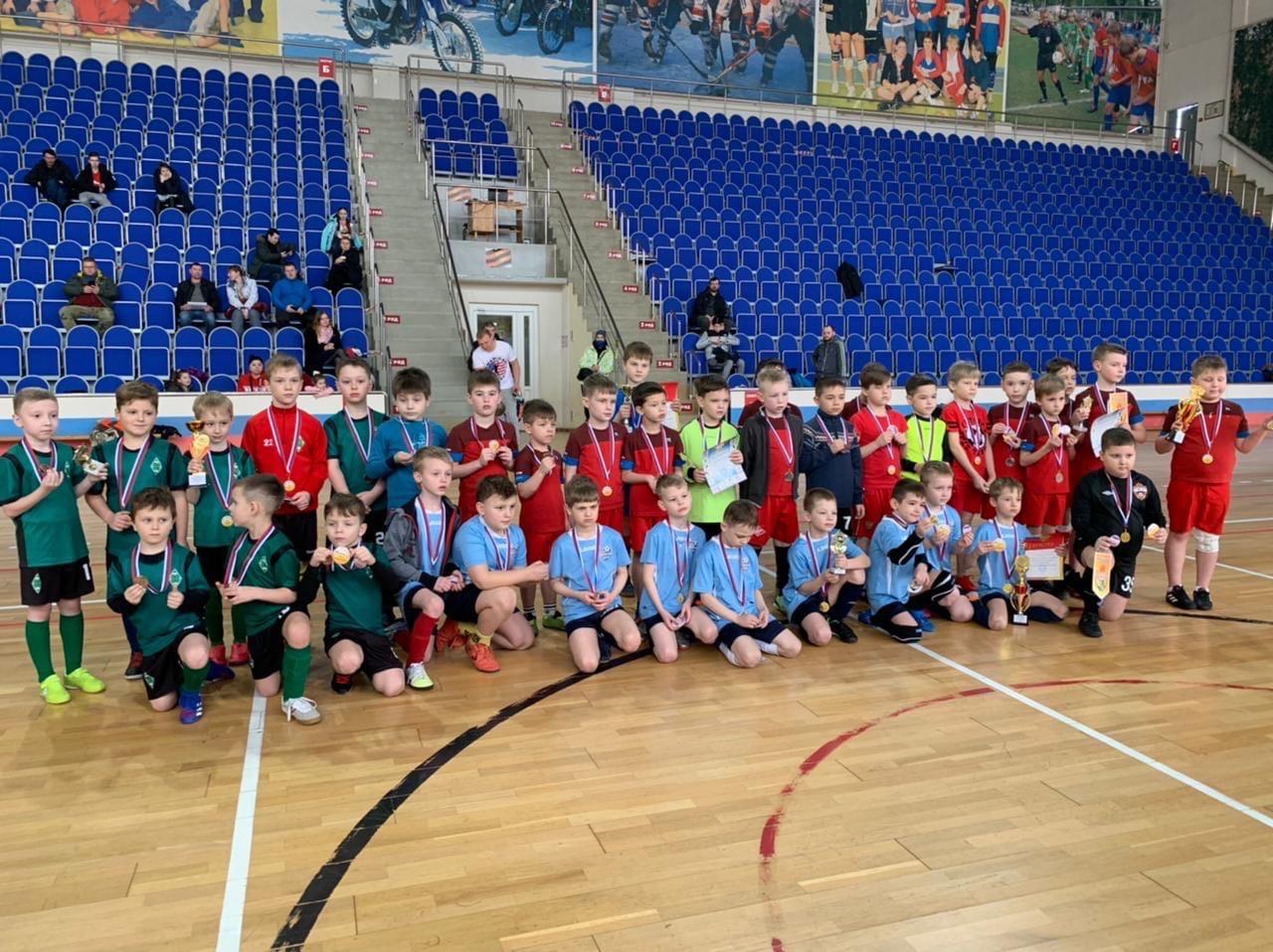 23 февраля в универсальном зале МУ «СЦ им. А.Гринина» состоялся Турнир по мини-футболу среди детских команд, посвящённый «Дню защитника Отечества».