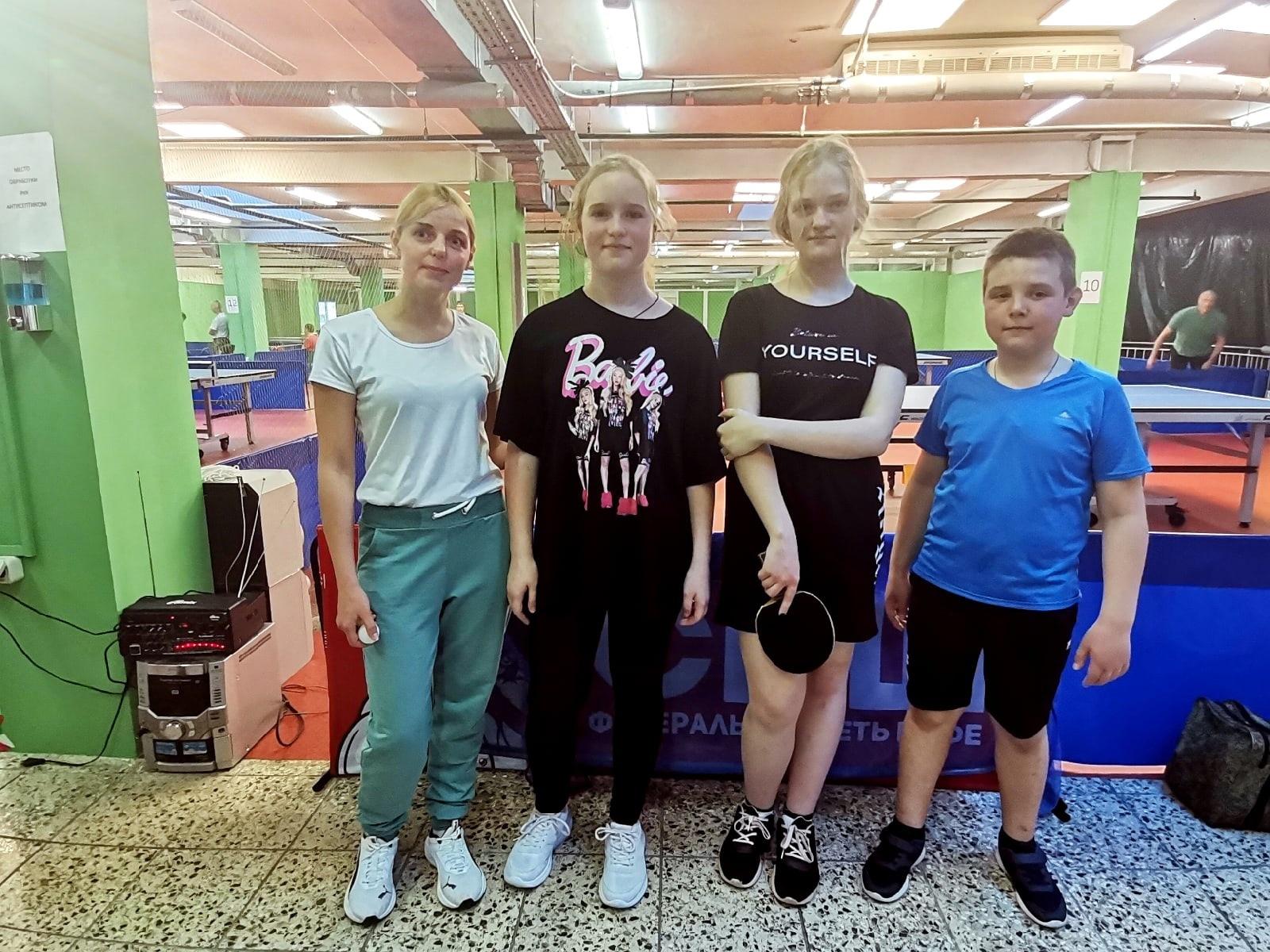 05 июня в Тульской Академии настольного тенниса прошёл Турнир по настольному теннису, посвященный Дню защиты детей.