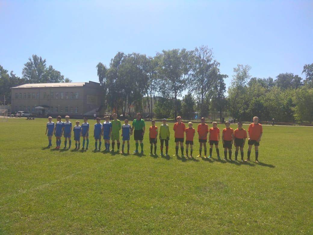 03 июня в Красково состоялись игры Первенства МО по футболу среди подростковых команд.