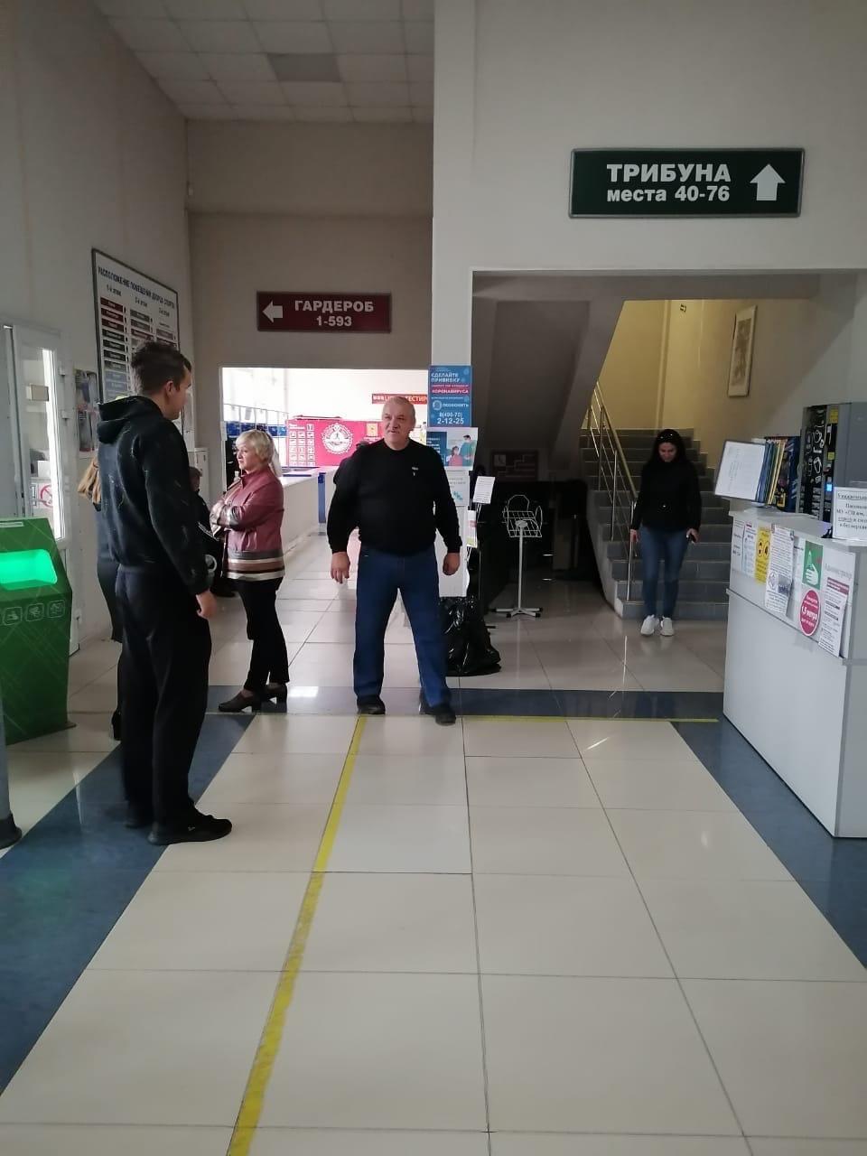 07 сентября на базе МБУ ФСО «СЦ им. А.Гринина» прошла Общеобластная тренировка по эвакуации и отработке навыков действий при возникновении пожаров и ЧС.