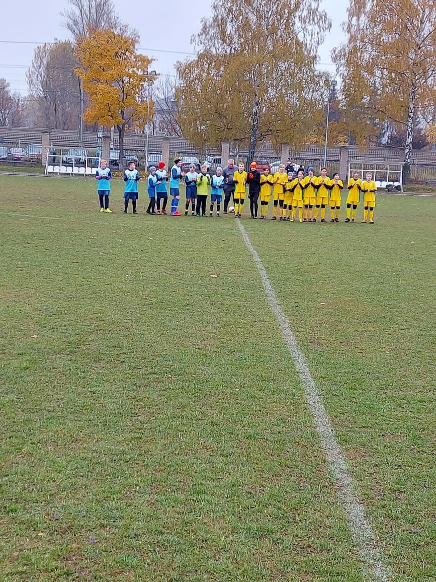 14 октября в г.о. Раменское (пгт Ильинский) состоялись игры Первенства МО по футболу среди подростковых команд.