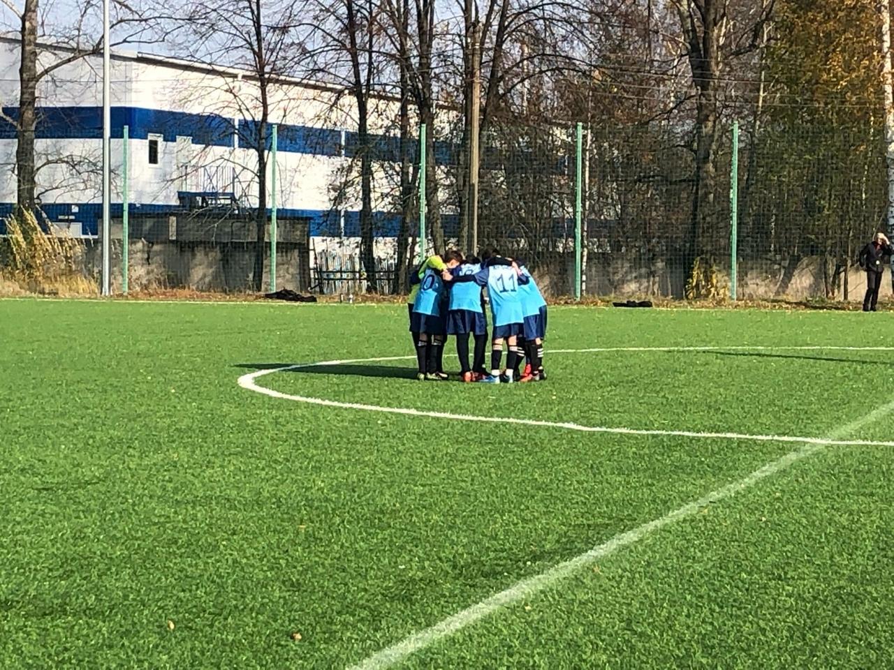 21 октября на Стадионе им. А. Гринина состоялись игры Первенства МО по футболу среди подростковых команд.
